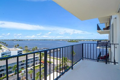 3800 Washington Road UNIT 1009, West Palm Beach, FL 33405 - MLS#: RX-10441498