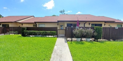 1030 Green Pine Boulevard UNIT G, West Palm Beach, FL 33409 - MLS#: RX-10441507