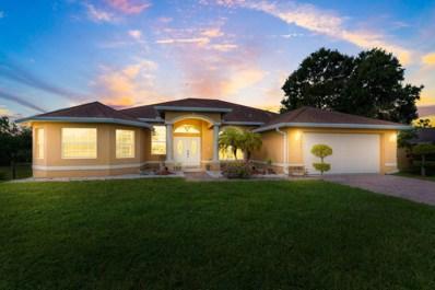 9409 Orange Avenue, Fort Pierce, FL 34945 - MLS#: RX-10441583
