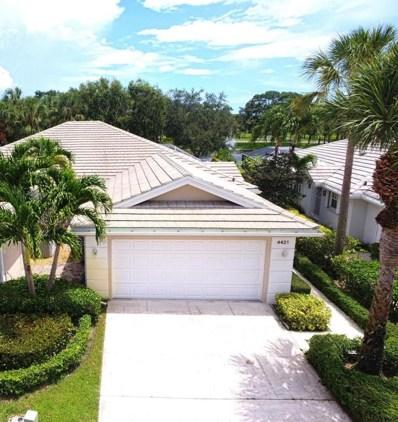 4421 Lacey Oak Drive, Palm Beach Gardens, FL 33410 - MLS#: RX-10441659