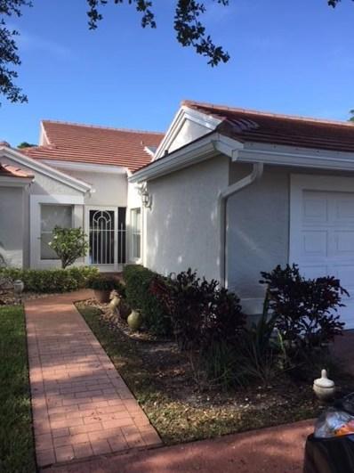 6190 Brightwater Terrace, Boynton Beach, FL 33437 - MLS#: RX-10441770