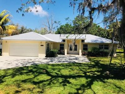 804 Anita Street, Fort Pierce, FL 34982 - MLS#: RX-10441805