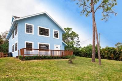 16086 E Calder Drive, Loxahatchee, FL 33470 - MLS#: RX-10441811