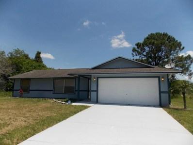 873 SW Nichols Terrace, Port Saint Lucie, FL 34953 - MLS#: RX-10441818