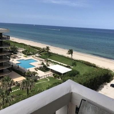 3450 S Ocean Boulevard UNIT 802, Palm Beach, FL 33480 - MLS#: RX-10441831