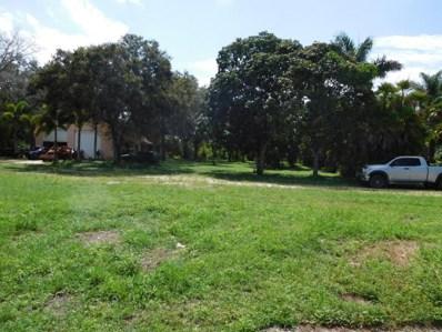 1470 A Road, Loxahatchee Groves, FL 33470 - MLS#: RX-10441843