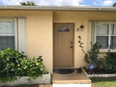 4609 Pruden Boulevard, Lake Worth, FL 33463 - MLS#: RX-10441867