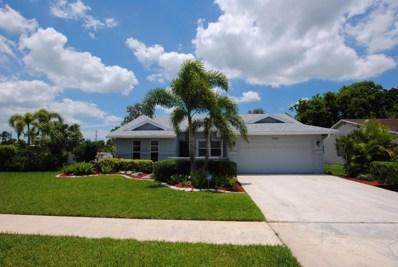 23313 SW 61st Avenue, Boca Raton, FL 33428 - MLS#: RX-10441947