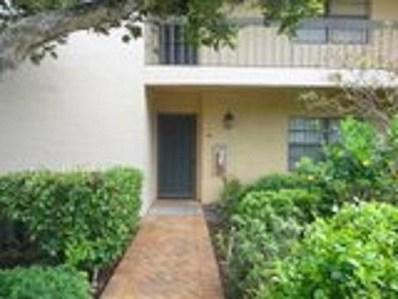 31 Southport Lane UNIT A, Boynton Beach, FL 33436 - MLS#: RX-10441985