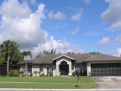 127 Nottingham Road, Royal Palm Beach, FL 33411 - MLS#: RX-10442059