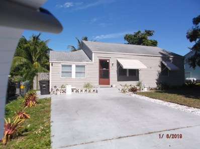 811 Ridgewood Drive, West Palm Beach, FL 33405 - MLS#: RX-10442084