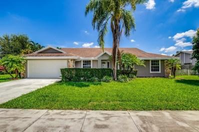 11733 Turnstone Drive, Wellington, FL 33414 - MLS#: RX-10442098
