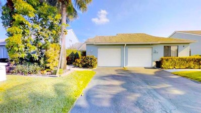 3981 Island Club Circle W, Lake Worth, FL 33462 - MLS#: RX-10442103