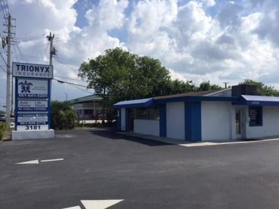 3181 S Military Trail, Lake Worth, FL 33463 - MLS#: RX-10442107
