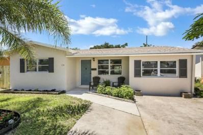 134 SW 9th Avenue, Boynton Beach, FL 33435 - MLS#: RX-10442129