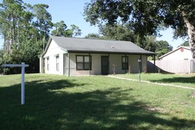 7608 Santa Barbara Drive, Fort Pierce, FL 34951 - MLS#: RX-10442175