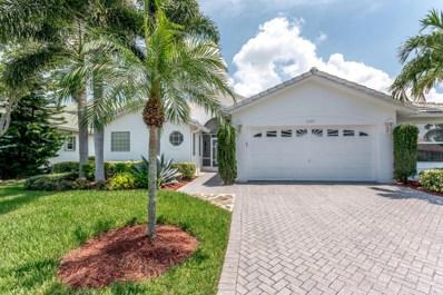 6703 Egret Nest Lane, Greenacres, FL 33413 - MLS#: RX-10442193