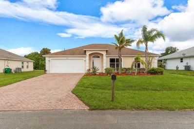 538 SW Baoy Avenue, Port Saint Lucie, FL 34953 - MLS#: RX-10442204