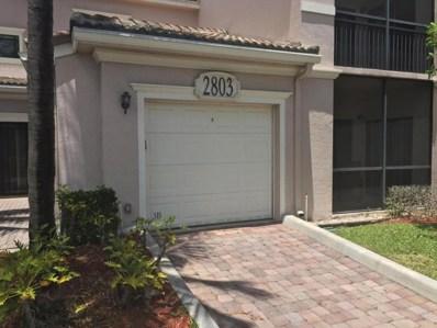 2803 Sarento Place UNIT 113, Palm Beach Gardens, FL 33410 - MLS#: RX-10442205