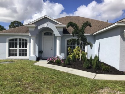 3444 SW Europe Street, Port Saint Lucie, FL 34952 - MLS#: RX-10442241
