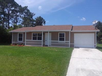 577 SW Lakehurst Drive, Port Saint Lucie, FL 34983 - MLS#: RX-10442320