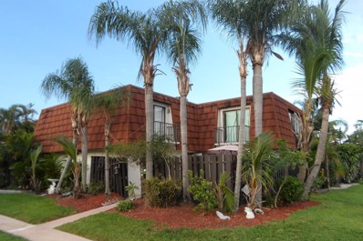 2185 White Pine Circle UNIT D, Greenacres, FL 33415 - MLS#: RX-10442373