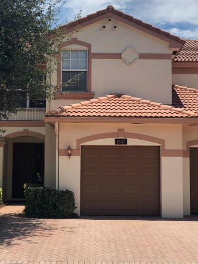 16129 Poppyseed Circle UNIT 1607, Delray Beach, FL 33484 - MLS#: RX-10442491