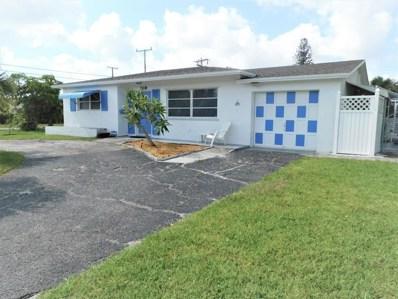 708 Greenbriar Drive, Lake Park, FL 33403 - MLS#: RX-10442566
