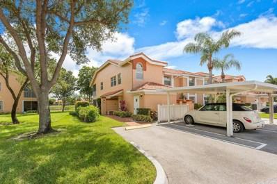 9721 Shadybrook Drive UNIT 201, Boynton Beach, FL 33437 - #: RX-10442662