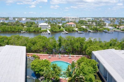 3589 S Ocean Boulevard UNIT 810, South Palm Beach, FL 33480 - MLS#: RX-10442666