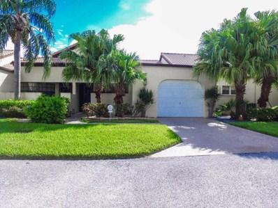 8265 Waterline Drive, Boynton Beach, FL 33472 - MLS#: RX-10442688
