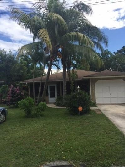 1811 Edgevale Road, Fort Pierce, FL 34950 - MLS#: RX-10442729