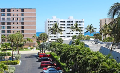 3589 S Ocean Boulevard UNIT 406, South Palm Beach, FL 33480 - MLS#: RX-10442740