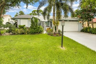 16742 Willow Creek Drive, Delray Beach, FL 33484 - MLS#: RX-10442770