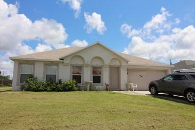 719 SW Jordin Avenue, Port Saint Lucie, FL 34953 - MLS#: RX-10442784