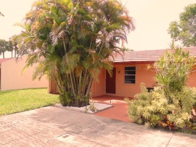107 Lake Anne Drive UNIT 107, West Palm Beach, FL 33411 - MLS#: RX-10442797