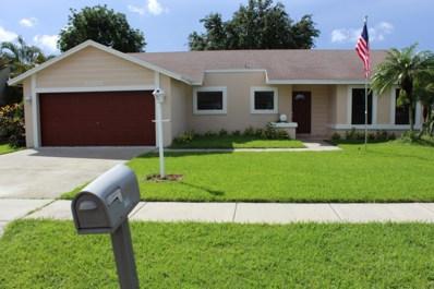 8460 Winnipesaukee Way, Lake Worth, FL 33467 - MLS#: RX-10442801