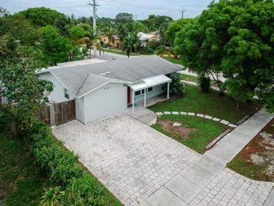 581 SE 2nd Street, Deerfield Beach, FL 33441 - MLS#: RX-10442805