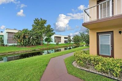504 Normandy K, Delray Beach, FL 33484 - MLS#: RX-10442814