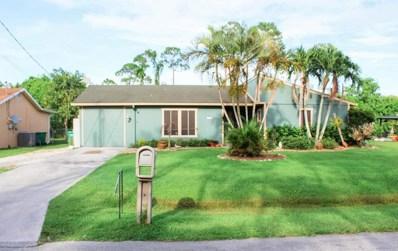 5710 Hickory Drive, Fort Pierce, FL 34982 - MLS#: RX-10442821