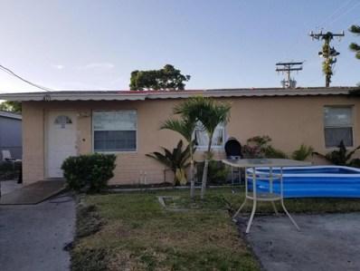 401 NW 13th Avenue, Boynton Beach, FL 33435 - MLS#: RX-10442959