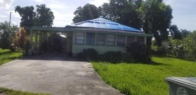 607 SE 4th Street, Belle Glade, FL 33430 - MLS#: RX-10442990