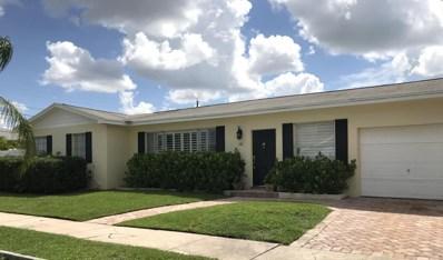 301 Princeton Drive, Lake Worth, FL 33460 - MLS#: RX-10443012
