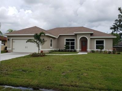 2009 SW Gemini Lane, Port Saint Lucie, FL 34983 - MLS#: RX-10443189