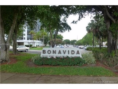 20100 W Country Club Drive Drive UNIT 402, Aventura, FL 33180 - MLS#: RX-10443224