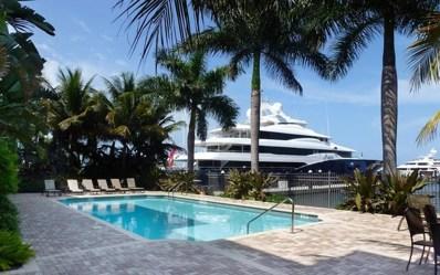 3940 N Flagler Drive UNIT 206, West Palm Beach, FL 33407 - MLS#: RX-10443277