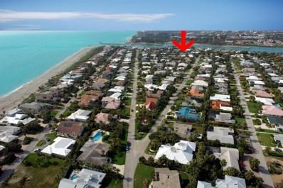 141 Beacon Lane, Jupiter Inlet Colony, FL 33469 - MLS#: RX-10443300
