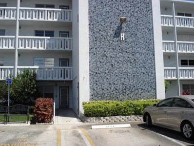 3023 Ventnor H UNIT 3023, Deerfield Beach, FL 33442 - MLS#: RX-10443308