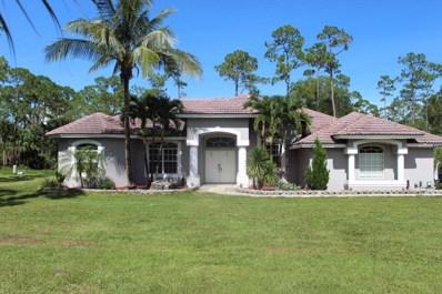 2796 Fawn Drive, Loxahatchee, FL 33470 - MLS#: RX-10443355