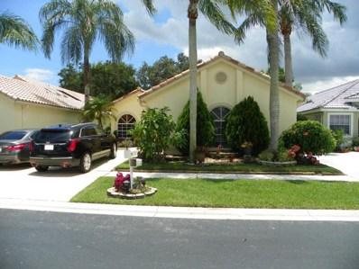 6092 Bay Isles Drive, Boynton Beach, FL 33437 - MLS#: RX-10443356